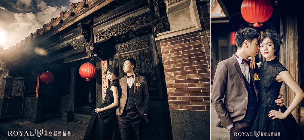 婚紗,婚紗照,婚紗攝影,台北婚紗,建築 婚紗照,林安泰,婚紗外拍景點,復古婚紗照