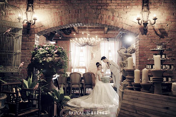 婚紗照姿勢-浪漫婚紗照-新郎眼神-台北-婚紗照-拍婚紗-蘿亞婚紗