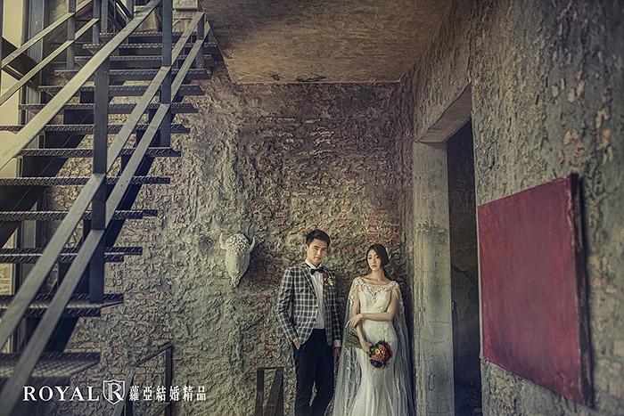 婚紗照風格-雜誌風婚紗-時尚婚紗照-淡水-羅展鵬工作室-2-婚紗照-台北-拍婚紗-蘿亞婚紗
