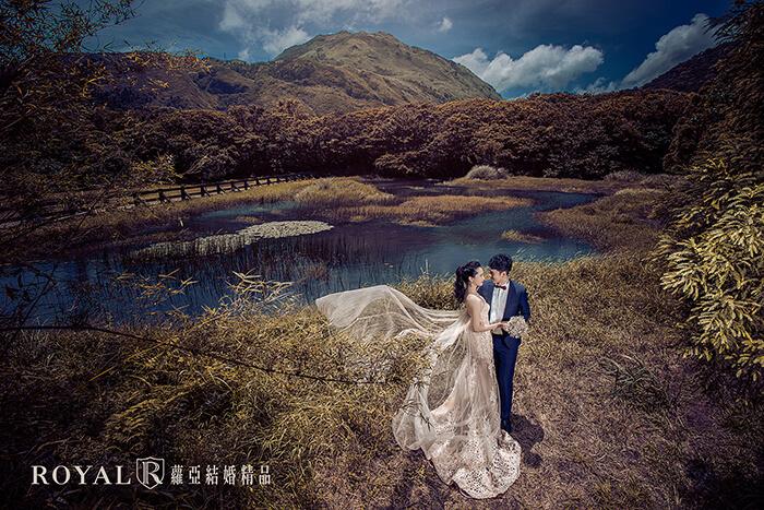 拍婚紗月份-拍婚紗季節-春天婚紗-陽明山-冷水坑-1-婚紗照-台北-拍婚紗-蘿亞婚紗
