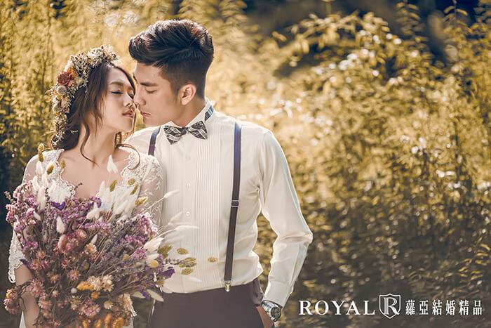 拍婚紗月份-拍婚紗季節-夏天拍婚紗-陽明山-花卉試驗中心-台北-拍婚紗-蘿亞婚紗
