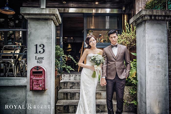 婚紗照風格-婚紗照風格自然-婚紗照風格韓風-工業風咖啡廳-1-台北-婚紗照-拍婚紗-蘿亞婚紗