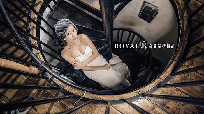 婚紗照風格-婚紗照風格自然-婚紗照風格韓風-工業風咖啡廳-2-台北-婚紗照-拍婚紗-蘿亞婚紗