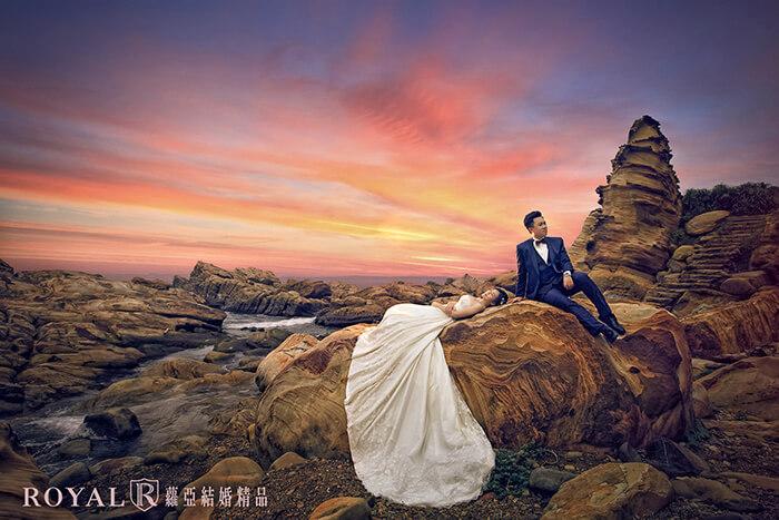 拍婚紗月份-拍婚紗季節-秋天婚紗-九份-南雅奇岩-2-台北-拍婚紗-蘿亞婚紗