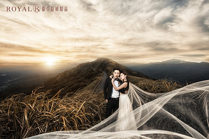 拍婚紗月份-拍婚紗季節-秋天婚紗-九份-公路-1-台北-拍婚紗-蘿亞婚紗