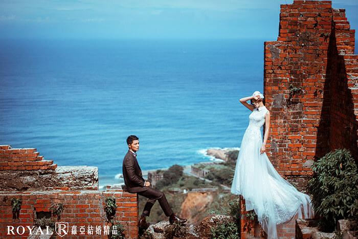 基隆婚紗景點-六坑斜坡索道-1-婚紗照-台北-拍婚紗-蘿亞婚紗