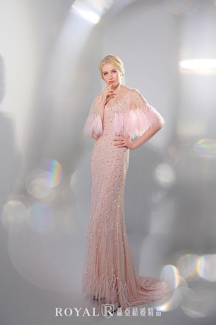 粉紅禮服,粉紅色禮服,婚紗,禮服,禮服租借,婚紗禮服,婚紗推薦,訂製禮服,台北婚紗推薦,手工婚紗,晚禮服,晚宴禮服推薦,白紗禮服,台北婚紗,蘿亞,蘿亞婚紗,蘿亞結婚精品,台北蘿亞