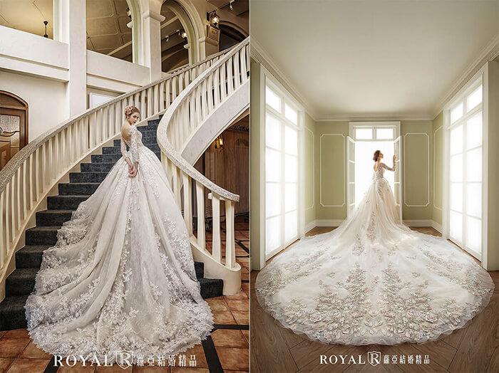 婚紗趨勢,2019婚紗趨勢,2019流行婚紗款式,頂級婚紗,蘿亞,蘿亞婚紗,蘿亞結婚精品