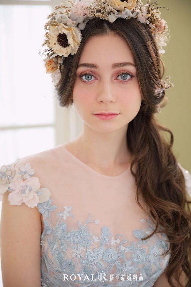 婚紗款式2019-婚紗禮服款式-蓬裙婚紗-手工婚紗-宮廷婚紗-公主風婚紗