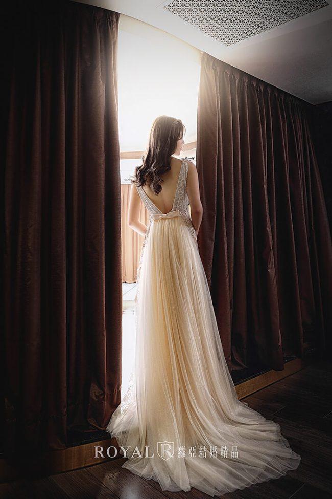 婚紗款式2020-婚紗款式挑選-魚尾禮服-手工婚紗-魚尾婚紗