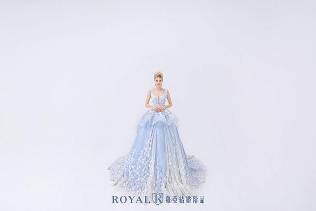 婚紗款式2020-婚紗禮服款式-蓬裙婚紗-手工婚紗-宮廷婚紗-公主風婚紗