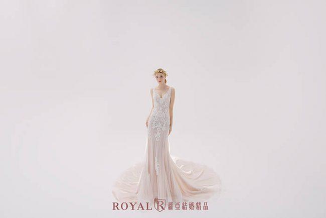 婚紗款式2020-魚尾婚紗-魚尾白紗-婚紗禮服款式