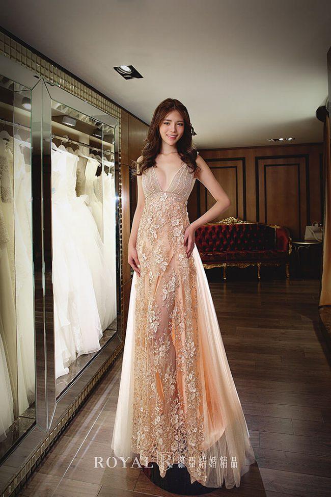 婚紗款式2020-魚尾禮服-手工婚紗-魚尾婚紗-婚紗款式挑選