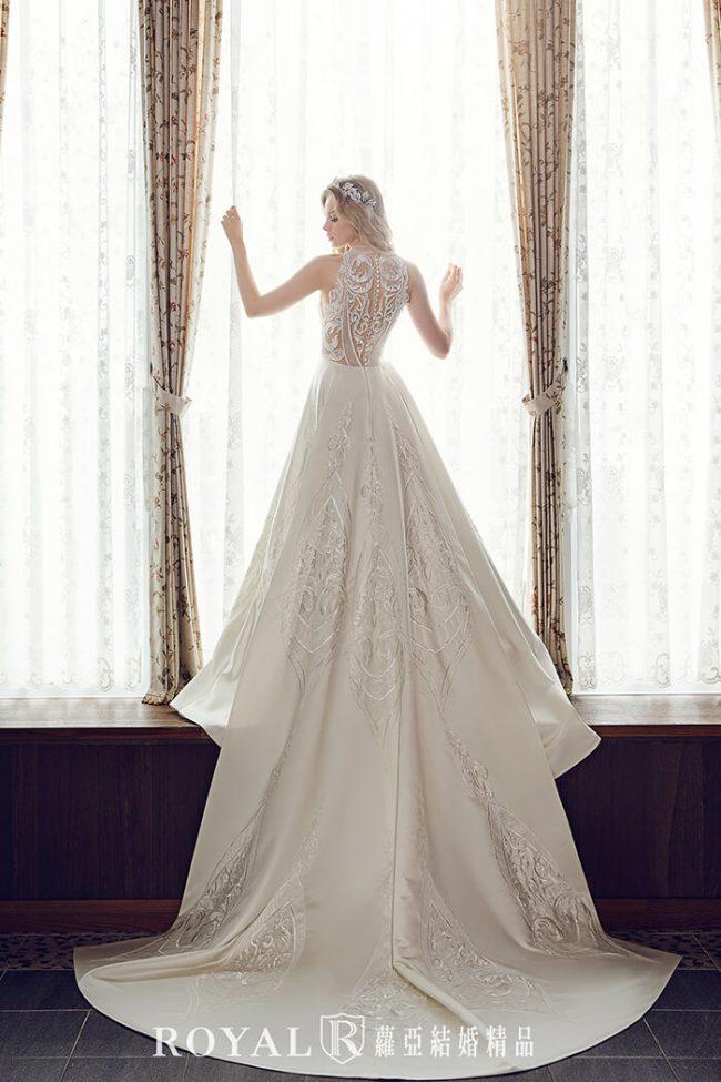 婚紗禮服款式-古典婚紗-a line婚紗-婚紗款2020-手工婚紗-歐式婚紗
