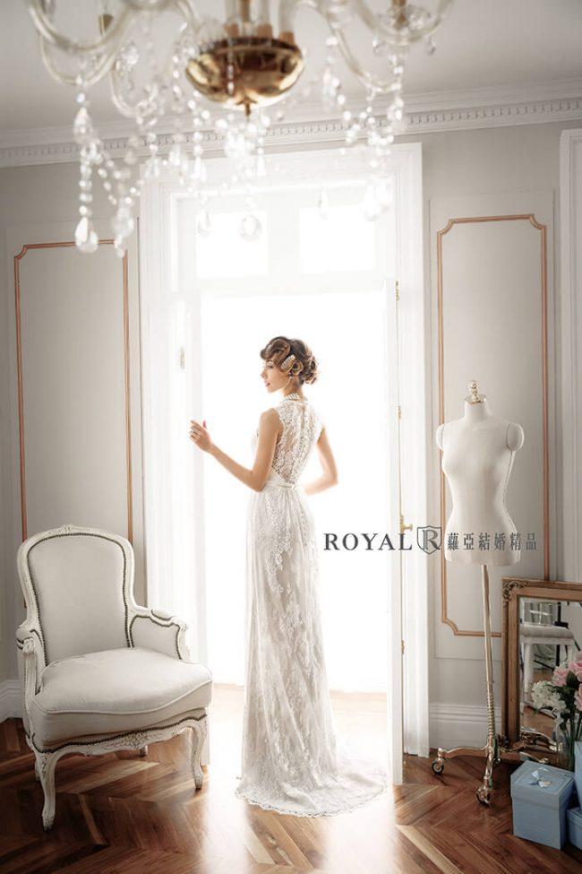 婚紗禮服款式-古典婚紗-a line婚紗-婚紗款2020-手工婚紗