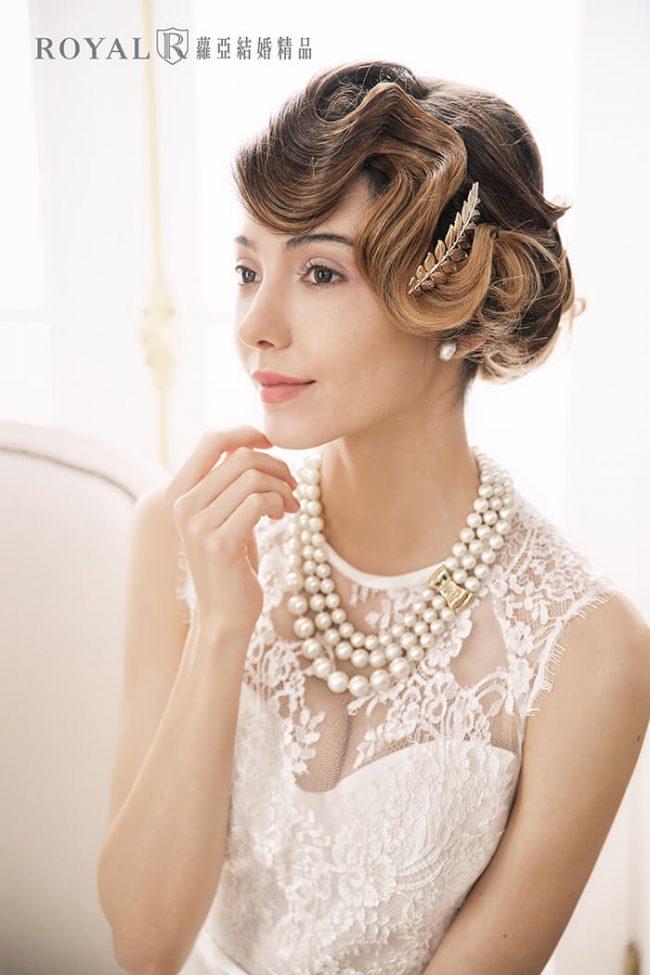 婚紗禮服款式-古典婚紗-a line婚紗-婚紗款2020