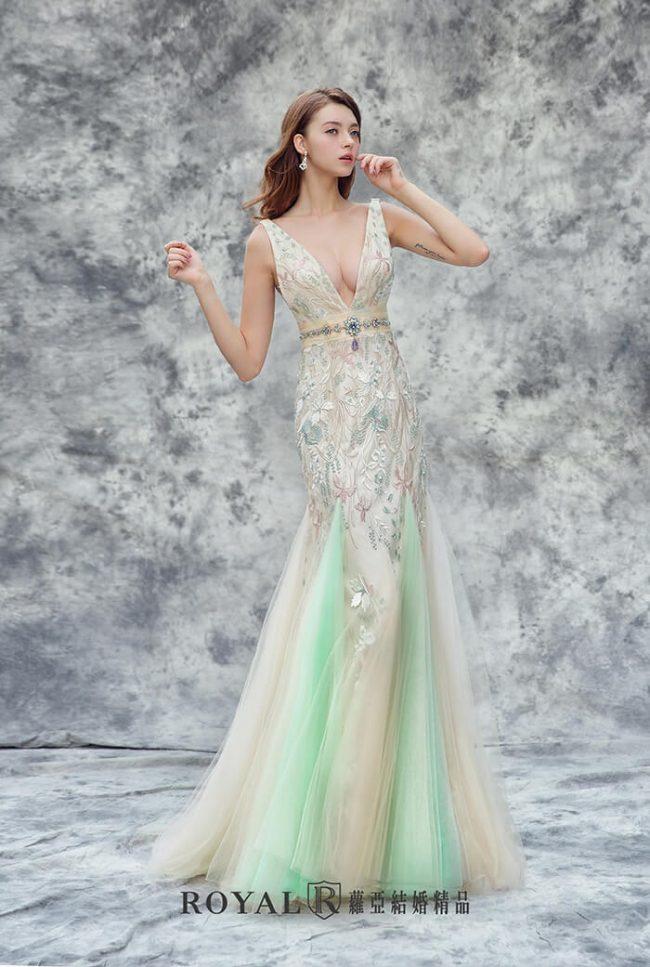 婚紗禮服婚紗禮服款式-魚尾婚紗-手工婚紗-深V婚紗-魚尾禮服款式-魚尾婚紗/手工婚紗/深V婚紗/魚尾禮服