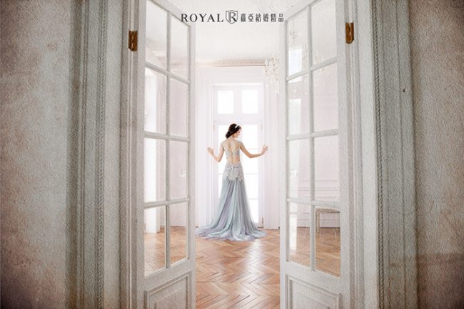 婚紗禮服款式-魚尾婚紗-魚尾禮服-婚紗款式2019