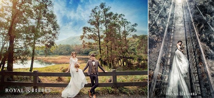 台北婚紗景點-婚紗外拍景點-陽明山婚紗-冷水坑婚紗-台北婚紗推薦-蘿亞婚紗
