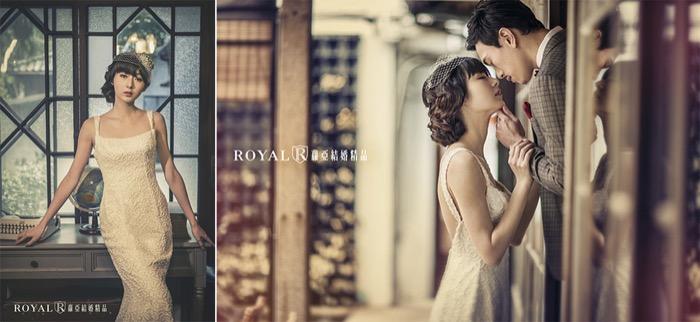 婚紗,婚紗照,婚紗攝影,台北婚紗,建築 婚紗照,青田七六,婚紗外拍景點,復古婚紗照