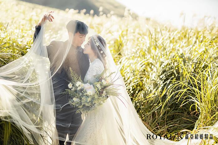 拍婚紗流程-拍婚紗流程時間-婚紗照拍攝時間-拍婚紗要提前多久-台北婚紗推薦-蘿亞婚紗