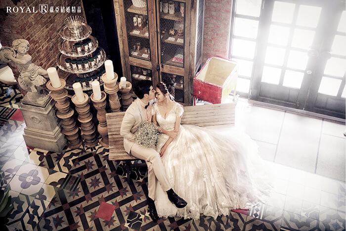 韓式婚紗-韓國婚紗-韓風婚紗-韓國婚紗攝影-蘿亞攝影師鏡頭下的韓式婚紗照,多了些情感色彩,看起來依然雋永經典-好樣思維 VVG Thinking