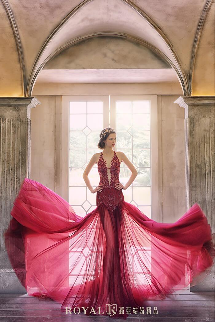 削肩婚紗-削肩禮服-婚紗款式2019-婚紗禮服款式