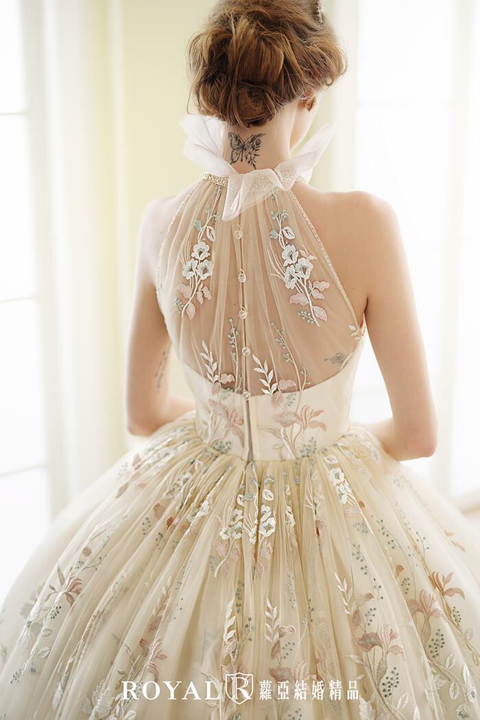 削肩婚紗/削肩禮服/婚紗款式2020/美背婚紗/婚紗禮服款式