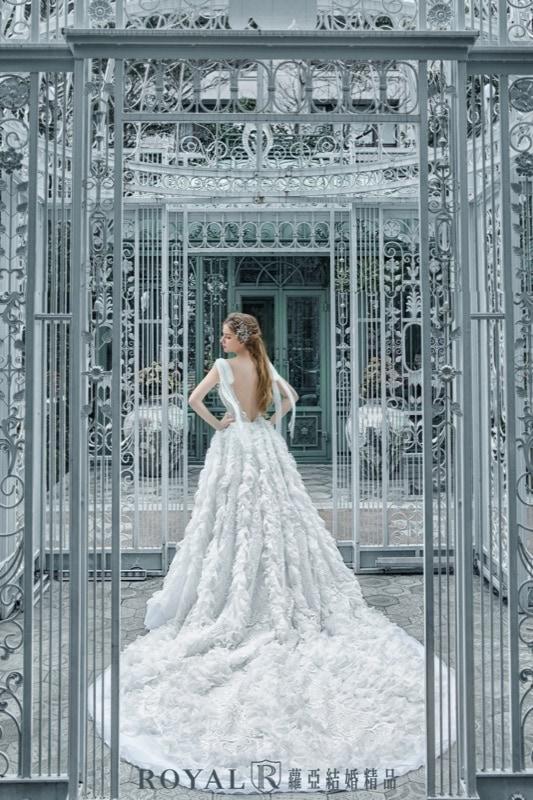 婚紗款式禮服-手工婚紗-美背婚紗-蓬裙婚紗-婚紗款式2020