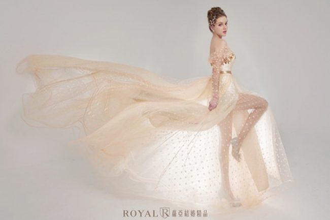 婚紗款式禮服-手工婚紗-A Line婚紗-婚禮服紗款式2020