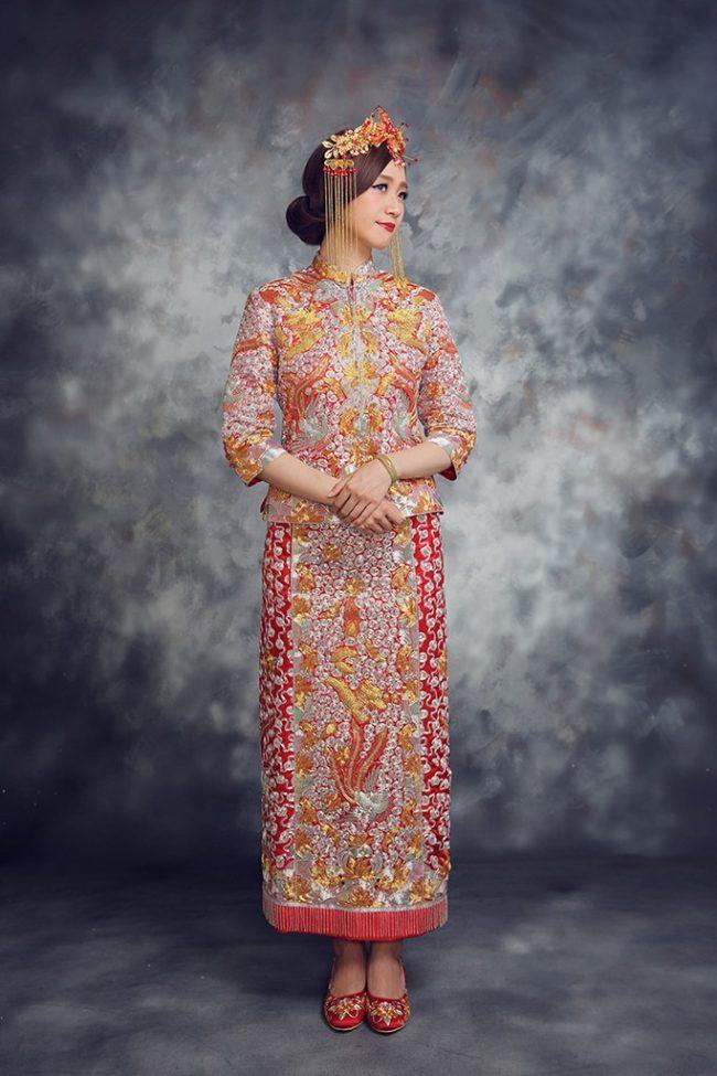 婚紗禮服-婚紗推薦-婚紗款式-中式婚紗-婚紗照-拍婚紗-台北-蘿亞婚紗