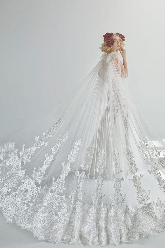 婚紗禮服-婚紗推薦-婚紗款式-披肩婚紗-斗篷婚紗-婚紗-婚紗照-拍婚紗-台北-蘿亞婚紗