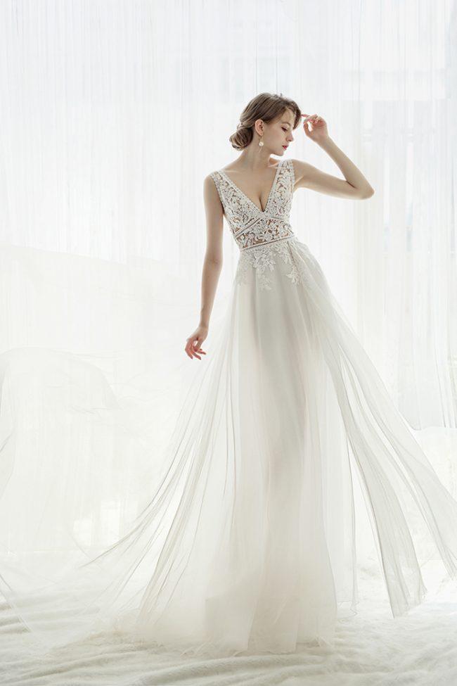 婚紗禮服-婚紗推薦-婚紗款式-aline婚紗-婚紗照-拍婚紗-台北-蘿亞婚紗