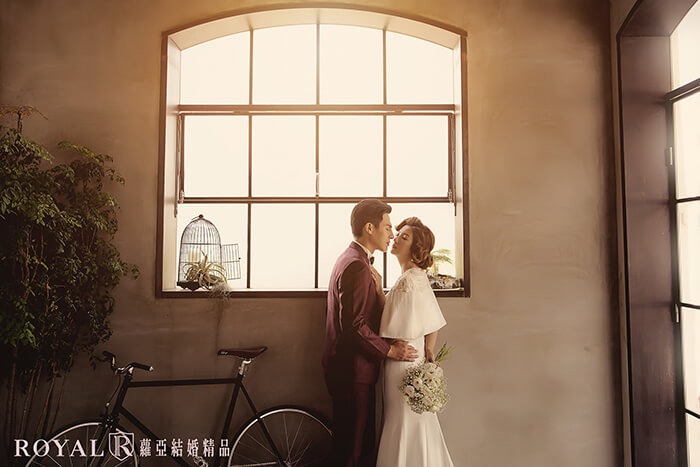台北-婚紗基地-攝影棚-南港MAK7 studio 實景攝影棚-蘿亞婚紗-婚紗照