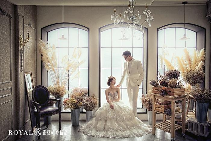 台北-婚紗基地-攝影棚-巷子內攝影棚Lane studio-蘿亞婚紗-婚紗照