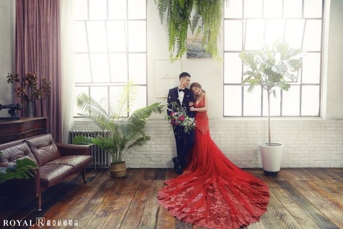 台北-婚紗基地-攝影棚-Vanco Studio 實景攝影棚-蘿亞婚紗-婚紗照