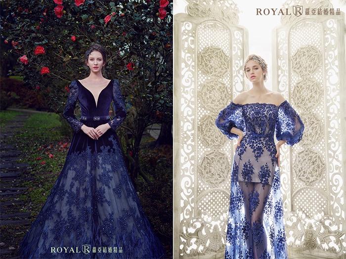 歐式婚紗-英式-古典婚紗-2020婚紗流行趨勢-台北蘿亞婚紗