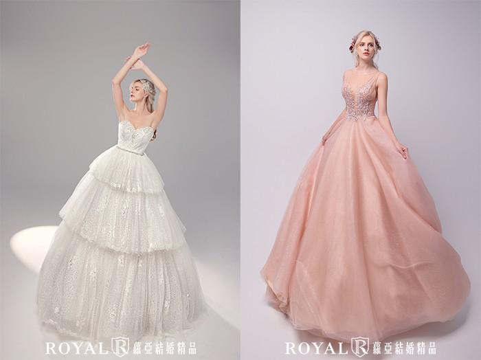 婚紗禮服-2021婚紗款式-2021婚紗流行趨勢-閃亮婚紗-婚紗禮服款式-禮服風格-台北婚紗推薦-蘿亞婚紗