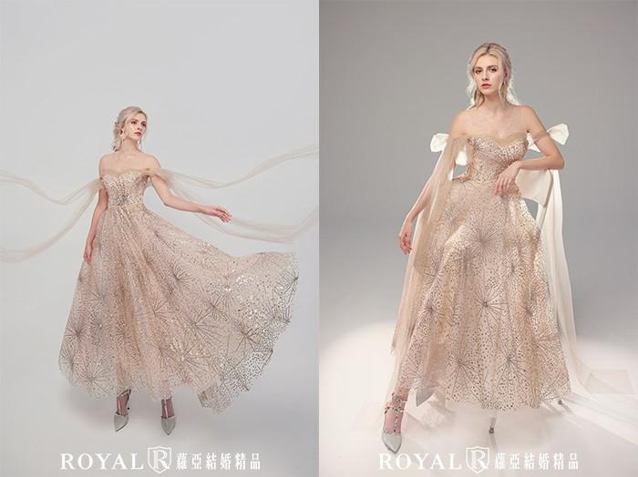 婚紗禮服-2021婚紗款式-2021婚紗流行趨勢-美式輕婚紗-芭蕾軟紗-婚紗禮服款式-禮服風格-台北婚紗推薦-蘿亞婚紗