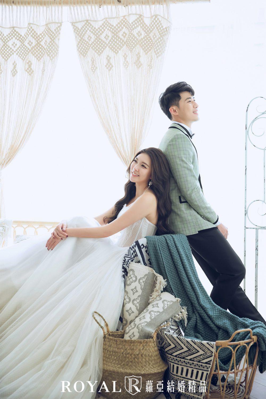 婚紗照-台北婚紗-浪漫婚紗-棚內婚紗-清新婚紗