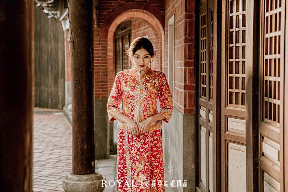 婚紗照-台北婚紗-浪漫婚紗-中式婚紗-秀禾服-創意婚紗