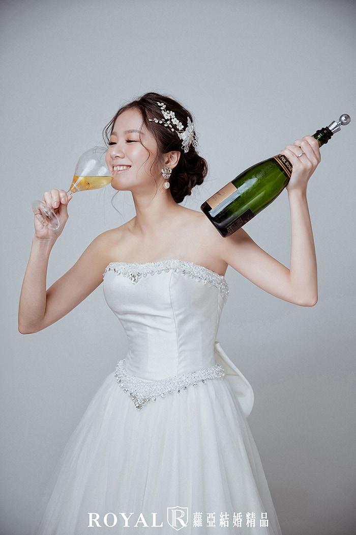 婚紗風格-室內婚紗照風格-台北-婚紗照-拍婚紗-蘿亞婚紗