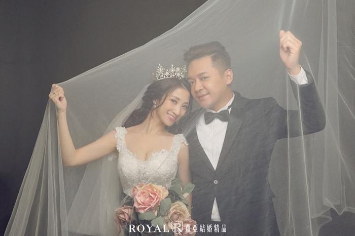 婚紗風格-室內婚紗照-台北-婚紗照-拍婚紗-蘿亞婚紗