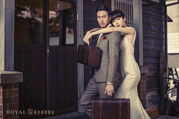 婚紗風格-復古婚紗照風格-青田七六-1-台北-婚紗照-拍婚紗-蘿亞婚紗