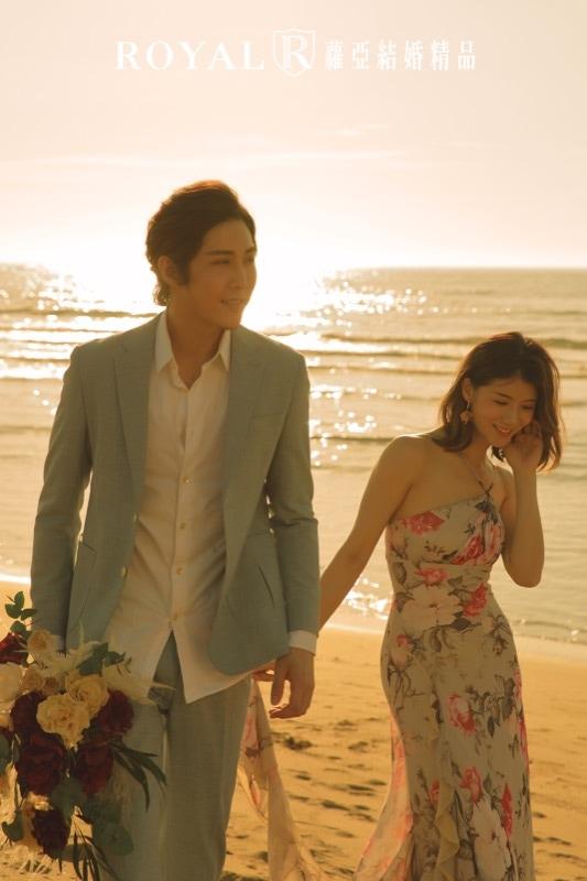 台北婚紗景點-婚紗外拍景點-淡水婚紗景點-沙崙海水浴場-1-台北-拍婚紗-蘿亞婚紗