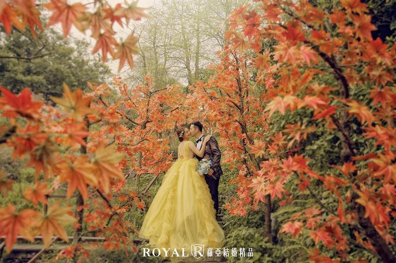 台北婚紗景點-婚紗拍攝景點-陽明山婚紗-婚紗基地-真愛桃花源-3-台北婚紗推薦-蘿亞婚紗