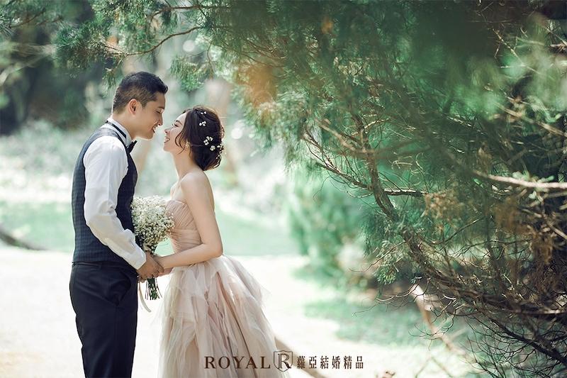 台北婚紗景點-婚紗拍攝景點-陽明山婚紗-花卉試驗中心-1-台北婚紗推薦-蘿亞婚紗