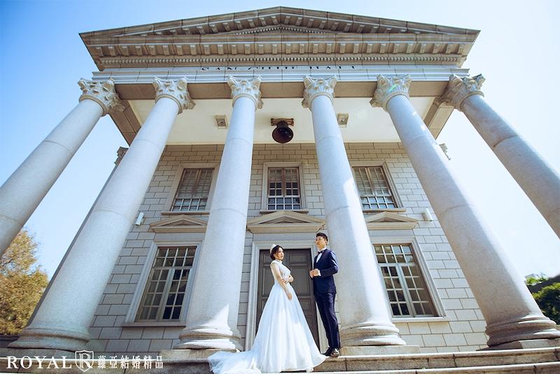 婚紗景點-台北-大同大學-5-婚紗照-拍婚紗-蘿亞婚紗