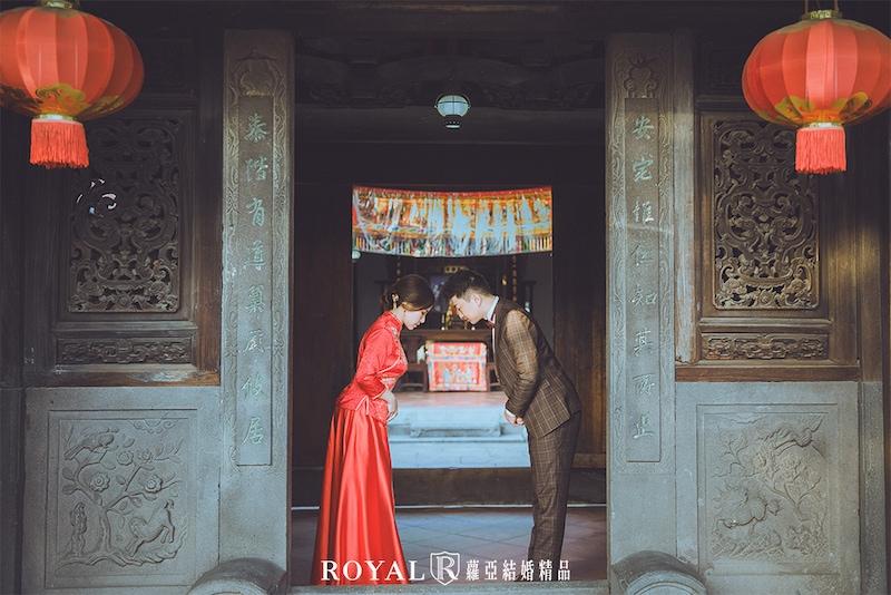 婚紗景點-台北-林安泰古厝-2-婚紗照-拍婚紗-蘿亞婚紗
