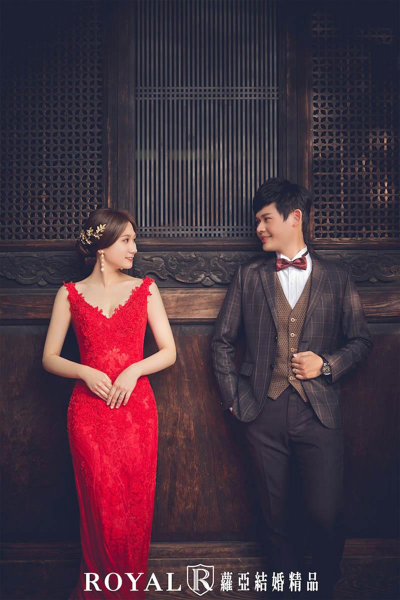 婚紗景點-台北-林安泰古厝-3-婚紗照-拍婚紗-蘿亞婚紗